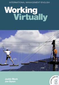 Working Virtually book cover